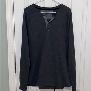 Banana Republic Henley - size XL